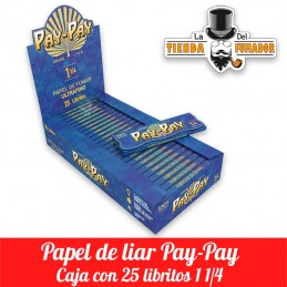 Papel Pay-Pay 1.1/4 78 mm...