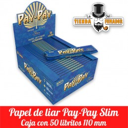 Papel Pay-Pay Slim 110 mm...