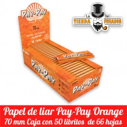 Papel Pay-Pay Orange 70 mm...