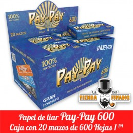 Papel Pay-Pay 600 78 mm 20...