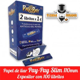 Expositor Papel Pay-Pay...