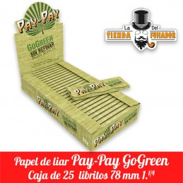 Papel Pay-Pay Gogreen 1.1/4...
