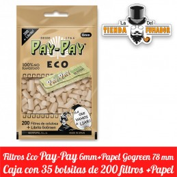 Filtros Pay-Pay Eco 6mm 200...