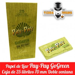 Papel Pay-Pay Gogreen 70 mm...