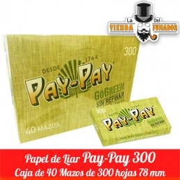 Papel Pay-Pay Gogreen Mazo...