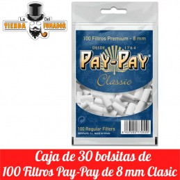 Filtros Pay-Pay Classic 8mm...
