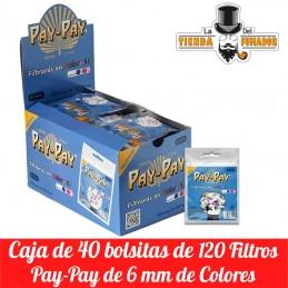 Filtros de Colores Pay-Pay...