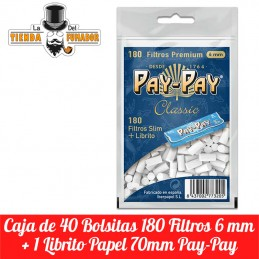 Filtros Pay-Pay 6 mm 180...