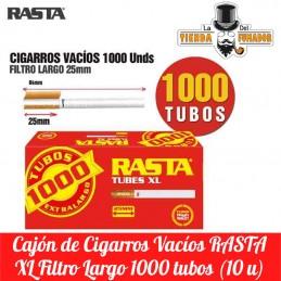CIGARROS VACIOS RASTA 1000...
