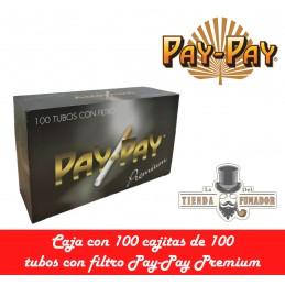 TUBOS PAY-PAY 100 (100 U)
