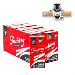 FILTROS SMOKING SLIM 6MM...