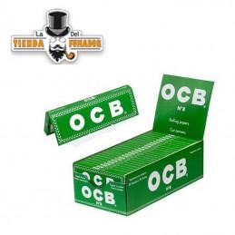 PAPEL OCB VERDE N8 70MM (50U)