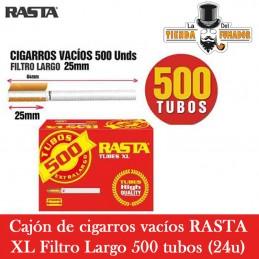 CIGARROS VACIOS RASTA 500...