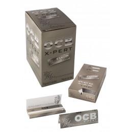 OCB X-PERT PLATA (100u)