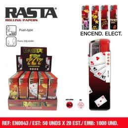 RASTA ELECTRONICO CASINO (50u)
