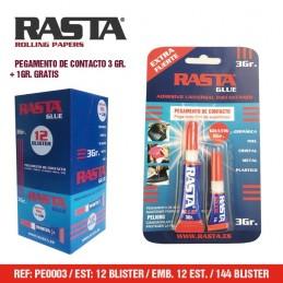 PEGAMENTO RASTA-GLUE (12...