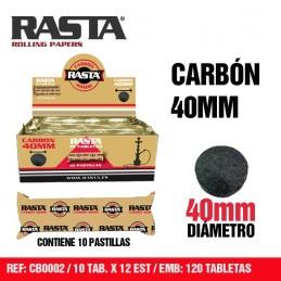 CARBON RASTA 40MM