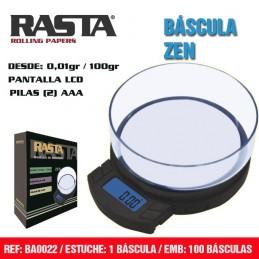 BASCULA DE PRECISION RASTA ZEN