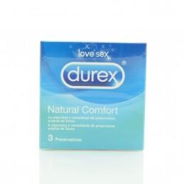 DUREX NATURAL COMFORT (3u)