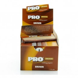 PRO BROWN UMBLEACHED 78MM