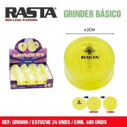 GRINDER RASTA 4.2CM...
