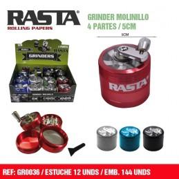 GRINDER RASTA MOLINILLO...