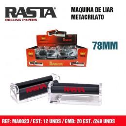 MAQUINA DE LIAR 78MM RASTA...