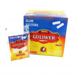FILTROS GULIWER SLIM 6MM (34u)