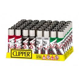 CLIPPER MINI CP22 POKER (48u)