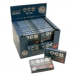 PAPEL OCB X-PERT BLUE BLOC...