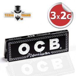 PACK 3 OCB PREMIUM 78 MM