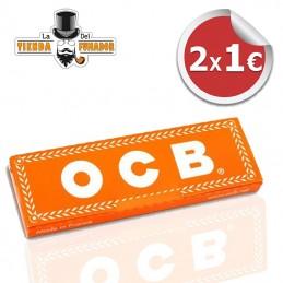 Pack 2 libros papel OCB Orange
