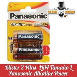 Pilas PANASONIC LR14
