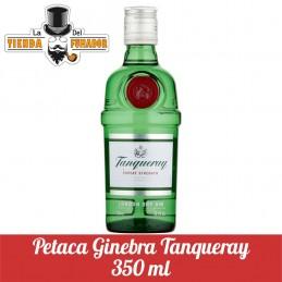 PETACA GINEBRA TANQUERAY 350ML