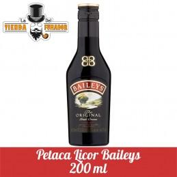 PETACA LICOR BAILEYS 200 ML