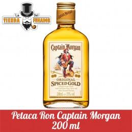 PETACA RON CAPTAIN MORGAN...