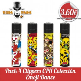 Pack 4 Clippers CP11...