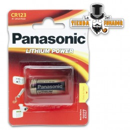 PILA PANASONIC CR123